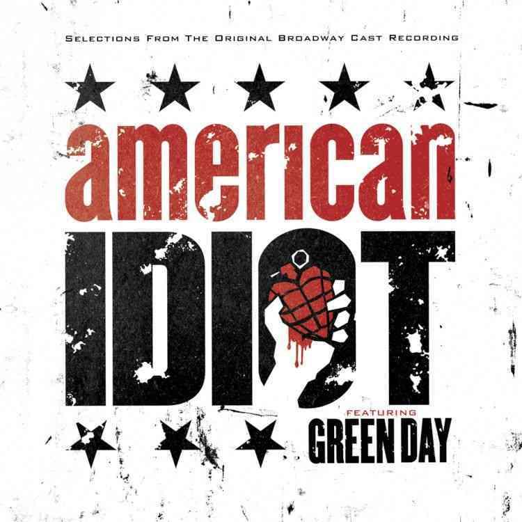AMERICAN IDIOT (SELECTIONS) (OCR) BY ORIGINAL BROADWAY CA (CD)