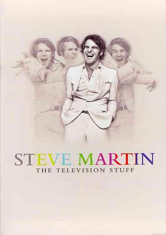 STEVE MARTIN:TELEVISION STUFF BY MARTIN,STEVE (DVD)